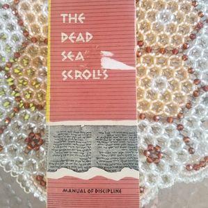 Vintage The Deas Sea Scrolls Replica 1958